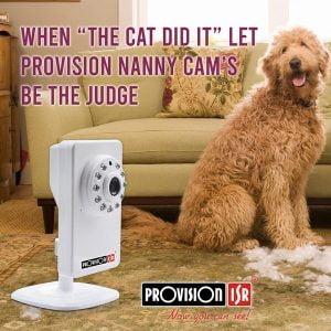 Provision Nanny Cam