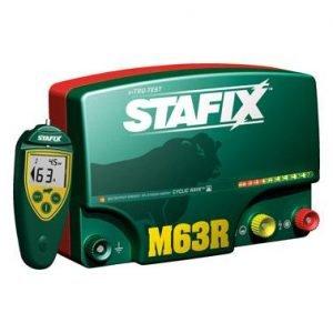 Stafix M63R- 63 Joules (97 J stored energy)